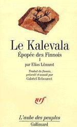 Couverture Le Kalevala