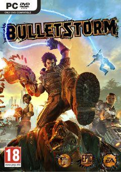 Jaquette Bulletstorm