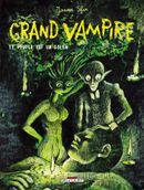 Couverture Le peuple est un golem - Grand Vampire, tome 6