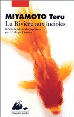 Couverture La Rivière aux lucioles