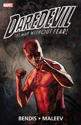 Couverture Daredevil by Brian Michael Bendis & Alex Maleev Ultimate Collection, Book 2
