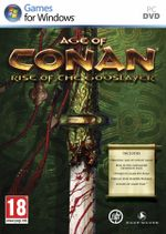 Jaquette Age of Conan : Rise of the Godslayer