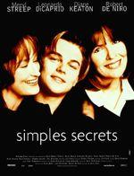 Affiche Simples Secrets