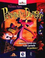 Jaquette La Panthère rose : Passeport pour le danger