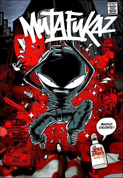 Lisez-vous des bandes dessinées / mangas / comics ? - Page 9 Dark_Meat_City_Mutafukaz_tome_1
