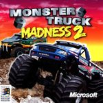 Jaquette Monster Truck Madness 2