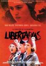 Affiche Libertarias