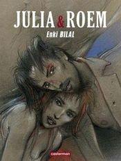 Couverture Julia et Roem - La Trilogie du Coup de sang, tome 2