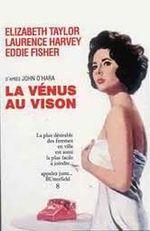 Affiche La Vénus au vison