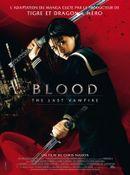 Affiche Blood : The Last Vampire