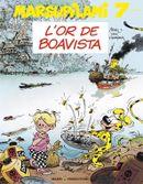 Couverture L'Or de Boavista - Marsupilami, tome 7