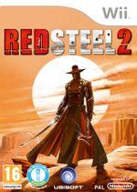 Jaquette Red Steel 2