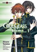 Couverture Suzaku of the Counterattack - Code Geass, tome 1