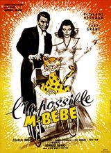 Affiche L'Impossible Monsieur Bébé