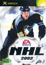 Jaquette NHL 2002