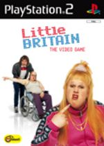 Jaquette Little Britain : The Video Game