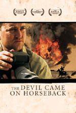 Affiche Le diable est arrivé à cheval