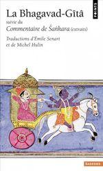 Couverture La Bhagavad-Gîtâ