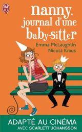 Couverture Nanny, journal d'une baby-sitter