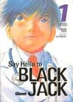 Couverture Say hello to Black Jack