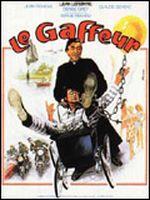 Affiche Le Gaffeur