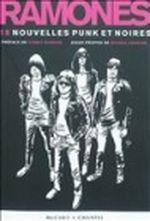 Couverture Ramones : 18 nouvelles punk et noires