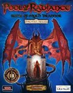 Jaquette Pool of Radiance : Ruins of Myth Drannor