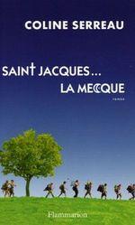 Couverture Saint-Jacques la Mecque