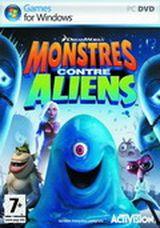 Jaquette Monstres contre Aliens