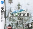 Jaquette Final Fantasy III (2007)
