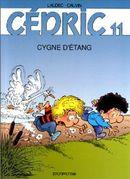 Couverture Cygne d'étang - Cédric, tome 11