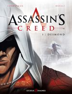 Couverture Assassin's Creed, tome 1 - Desmond