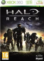 Jaquette Halo : Reach
