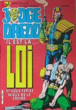Couverture Judge Dredd