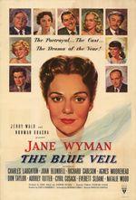 Affiche La femme au voile bleu