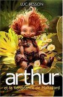Couverture La Vengeance de Maltazard - Arthur, tome 3