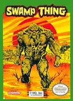 Jaquette Swamp Thing