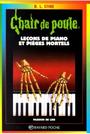 Couverture Leçons de piano et pièges mortels