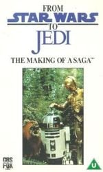 Affiche From Star Wars to Jedi : Les Coulisses d'une légende