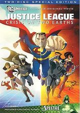 Affiche Justice League : Crisis on Two Earths