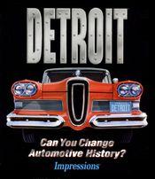 Jaquette Detroit