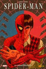 Couverture Un grand pouvoir... - Spider-Man (100% Marvel), tome 8