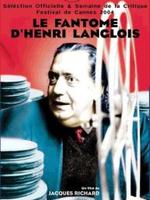 Affiche Le Fantôme d'Henri Langlois