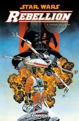 Couverture Échos du passé - Star Wars : Rébellion, tome 2