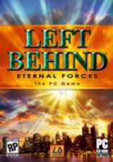 Jaquette Left Behind : Eternal Forces