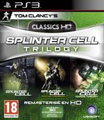 Jaquette Splinter Cell Trilogy HD
