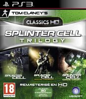 Jaquette Splinter Cell Trilogy HD