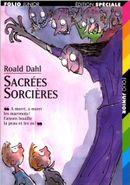 Couverture Sacrées sorcières