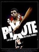 Affiche Pixote, la loi du plus faible