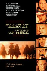 Affiche South of Heaven, West of Hell